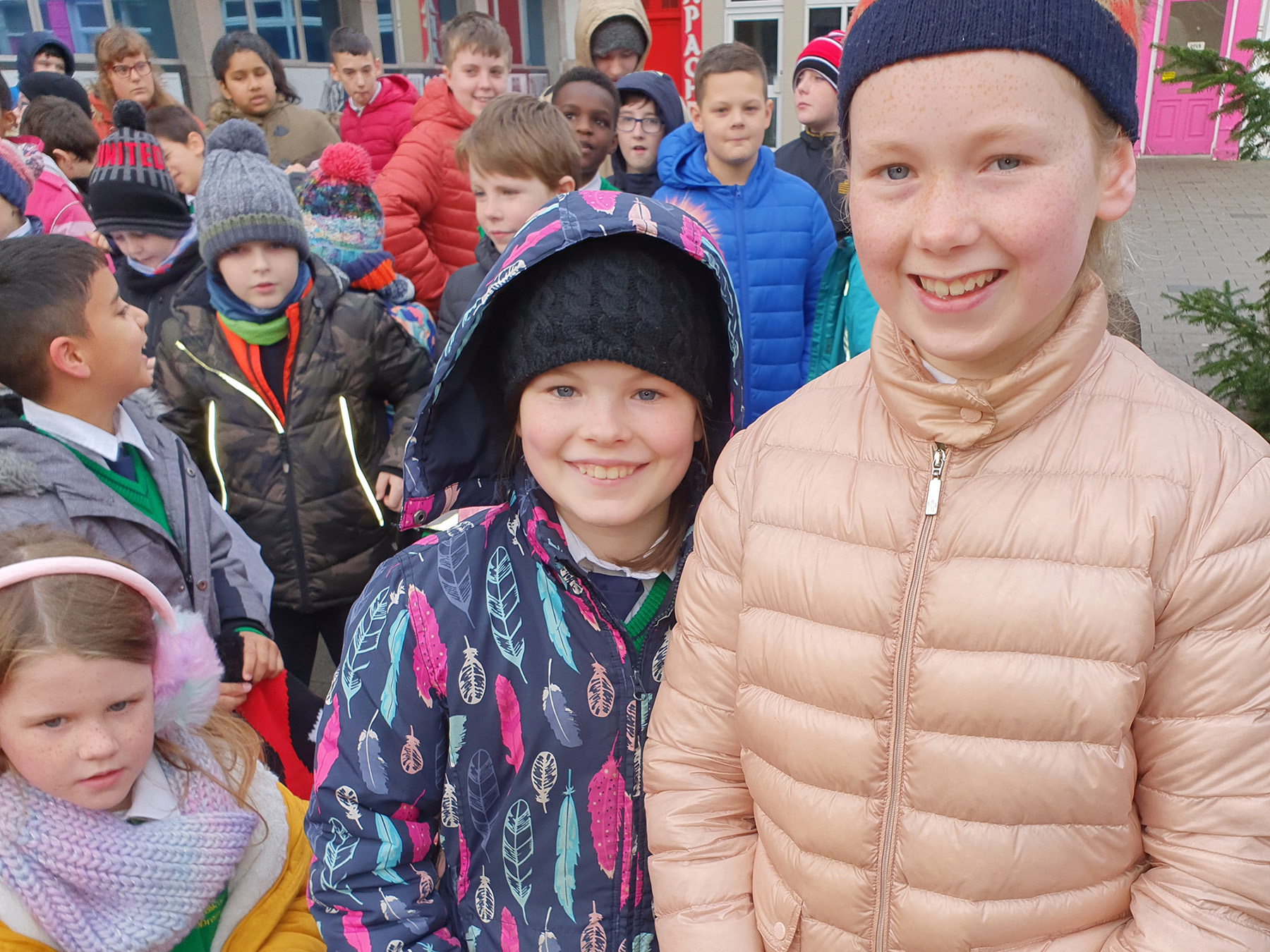 Jim McKenna Charity | Gaelscoil Bhréifne