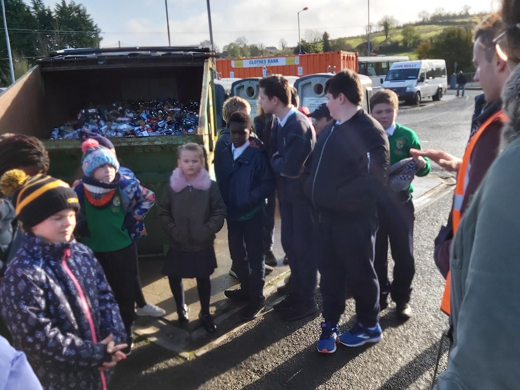 McElvanneys Trip | Gaelscoil Bhréifne