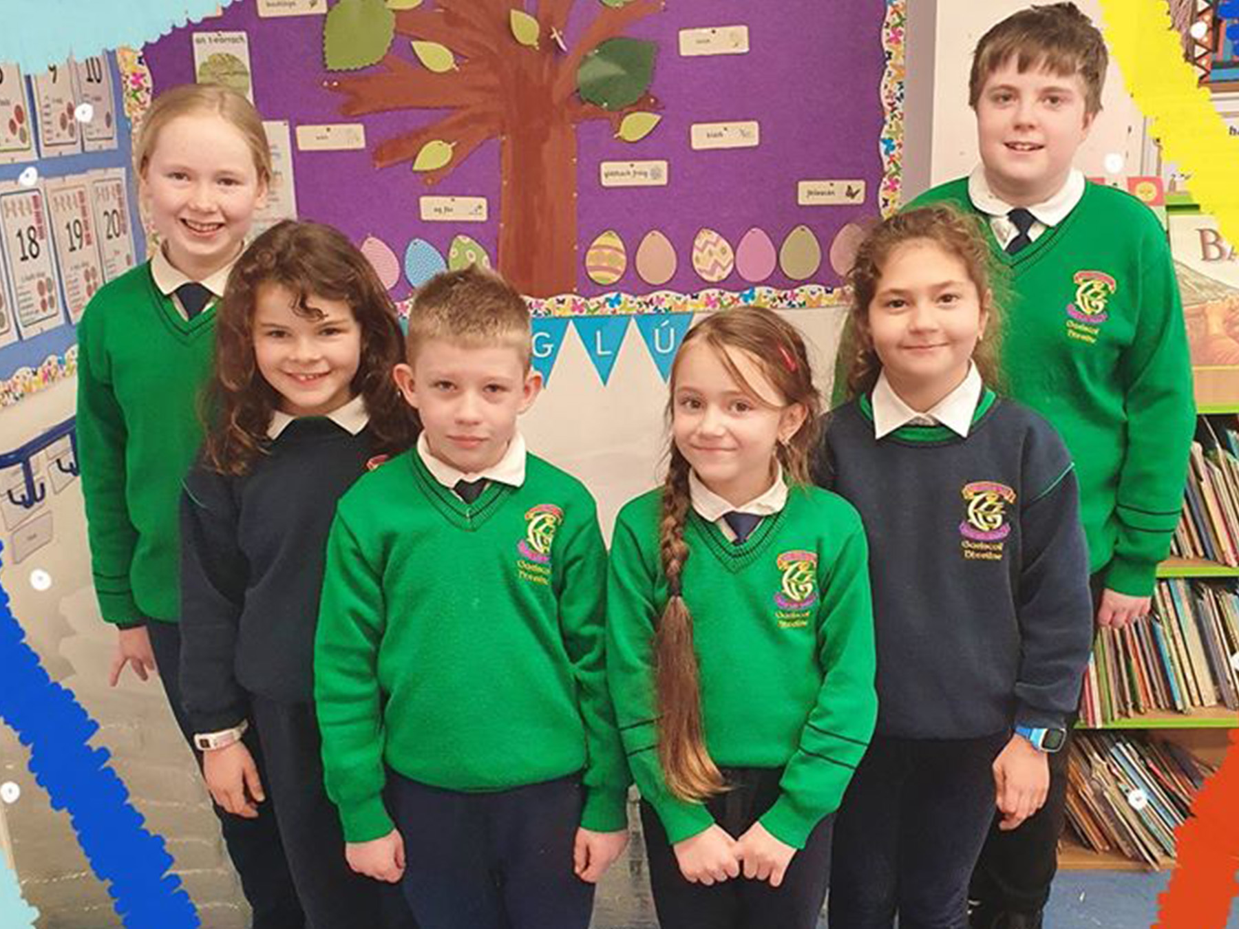 Green Schools Committee | Gaelscoil Bhréifne
